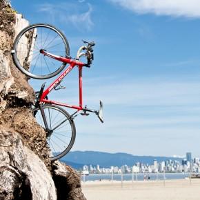Clug – nietypowy stojak na rower na Kickstarterze