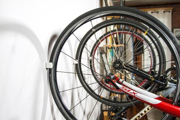 Clug – nietypowy stojak na rower na Kickstarterze2