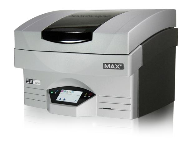 Stratasys wprowadza drukarkę Solidscape MAX² o wysokiej prezycji