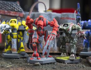 Mech Maker - wydrukuj własną armię robotów
