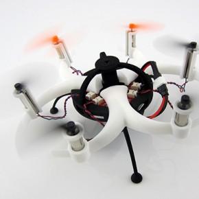 iMaterialise ogłosiło wyniki konkursu na projekt drukowanego drona