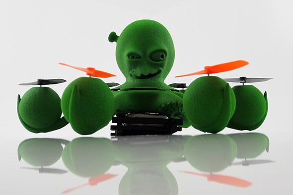 iMaterialise ogłosiło wyniki konkursu na projekt drukowanego drona-3