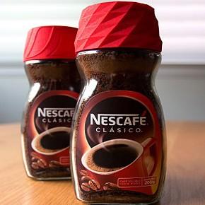 Drukowana nakrętka od Nescafé wybudzi Cię ze snu