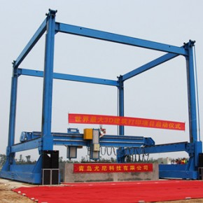 Drukarka 3D ważąca 120 ton do budowy domów