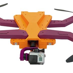 Latający dron AirDog będzie śledził Twoje ekstremalne wyczyny