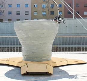Minibuilders, małe roboty do drukowania obiektów o dowolnie dużym rozmiarze
