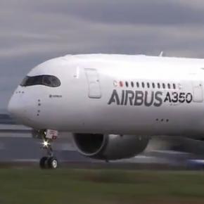 Technologia druku 3D wykorzystywana przy produkcji samolotów Airbus