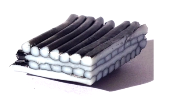 Mocniejsze wydruki 3D dzięki karbonowym nanocząsteczkom i mikrofalom