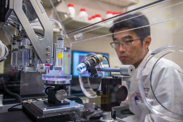 Armia USA inwestuje w biodrukowanie 3D do odbudowy narządów ranionych żołnierzy1