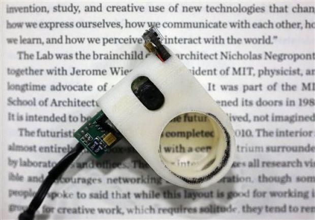 Druk 3D idzie z pomocą osobom niewidomym1