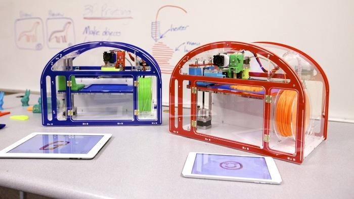 Printeer – drukarka 3D dla dzieci