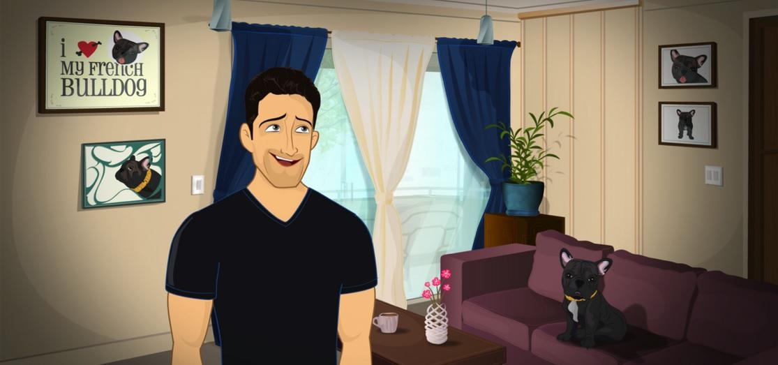 Serial o życiu mężczyzny z drukarką 3D