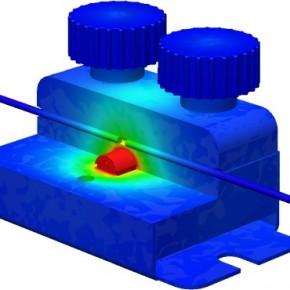 Urządzenie łączące filament do drukarek 3D