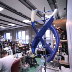 AirEnergy3D - drukowana 3D turbina wiatrowa polskiej firmy Omni3D