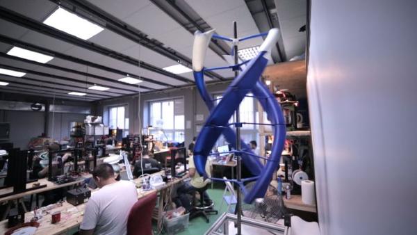 AirEnergy3D – drukowana 3D turbina wiatrowa polskiej firmy Omni3D