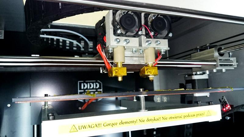 GOLIAT – metalowy ekstruder do drukarek 3D polskiej produkcji-4