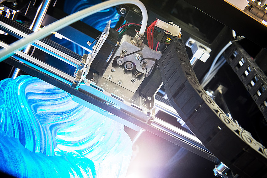 GOLIAT – metalowy ekstruder do drukarek 3D polskiej produkcji-7