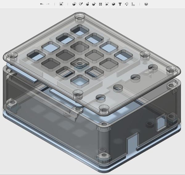 Mini-OONTZ-Midi-Controller-3d-printed-4