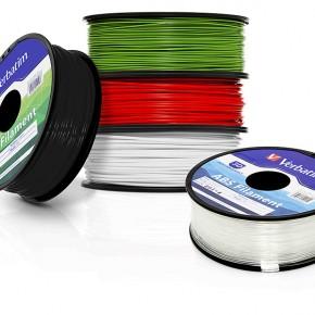 Verbatim wkracza na rynek druku 3D, oferując całą gamę filamentów