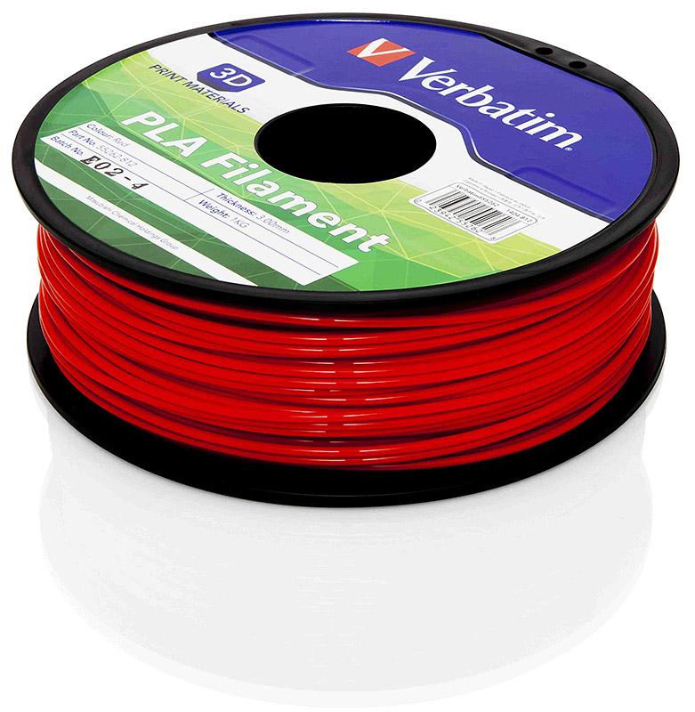 Verbatim wkracza na rynek druku 3D, oferując całą gamę filamentów-4