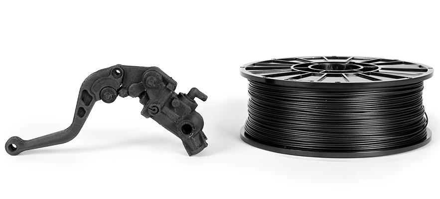 Filament z włóknem węglowym w ofercie 3DFilamenty.com