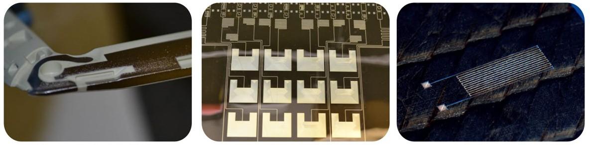 Drukowana elektronika dzięki 5 osiowemu systemowi Aerosol Jet 5X-4