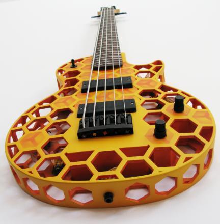 Koncert z użyciem wydrukowanych instrumentów-1