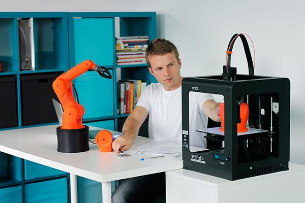 Przedpremiera trzech nowych drukarek Zortrax1