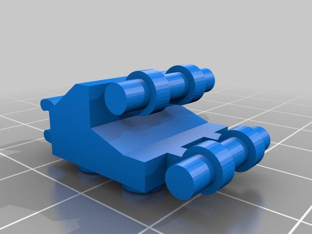 Wydrukuj własne klocki MyBuild pasujące do LEGO4