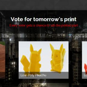 LivePrint, oglądaj druk 3D na żywo