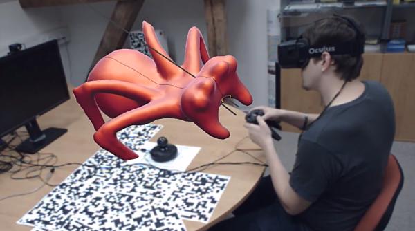VRClay Oculus Rift-1
