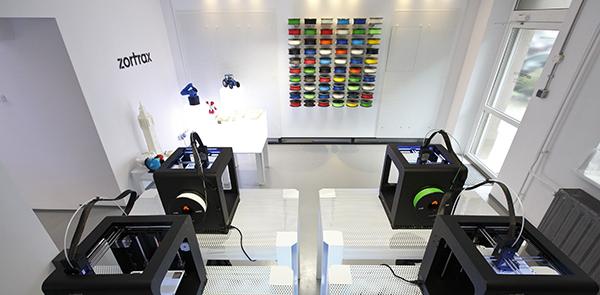 Zortrax Store – sklep z drukarkami 3D w Krakowie otwarty3