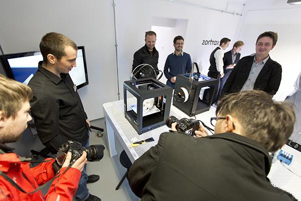 Zortrax Store – sklep z drukarkami 3D w Krakowie otwarty4