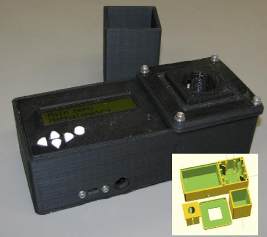 Drukowany tester wody Open Source