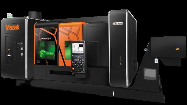 Firma Mazak prezentuje hybrydową drukarkę 3D do metalu-1