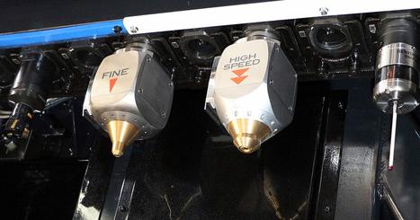 Firma Mazak prezentuje hybrydową drukarkę 3D do metalu-4