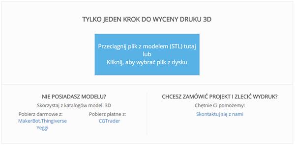 Printify - internetowa platforma druku 3D1
