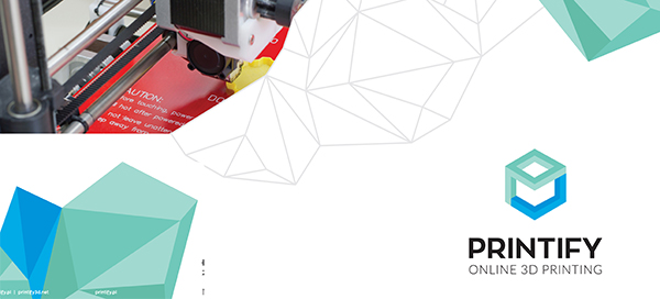 Printify – internetowa platforma druku 3D