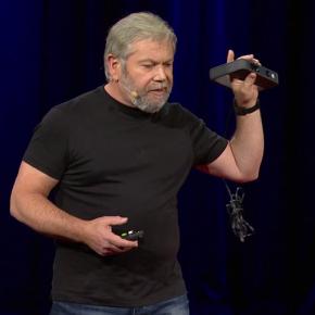 Konferencja TED - możliwości druku 3D