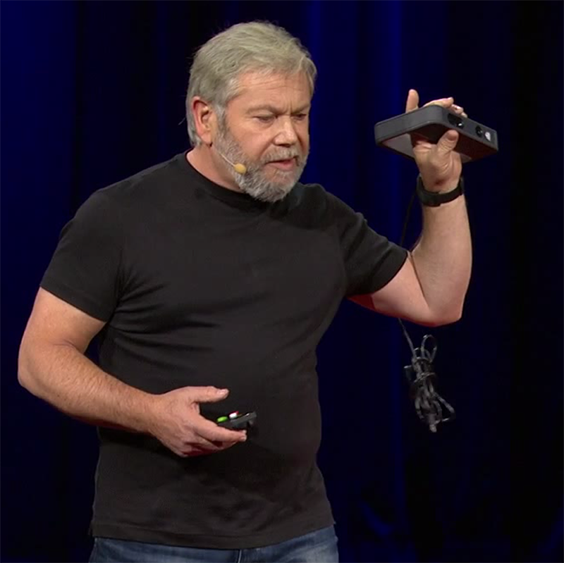 Konferencja TED – możliwości druku 3D