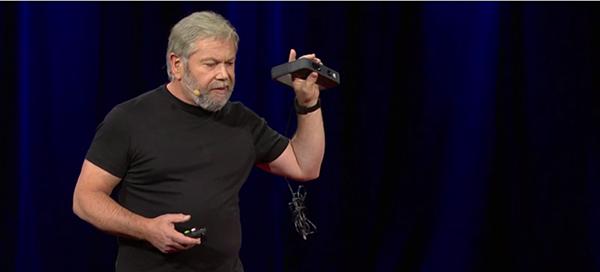 Wykład z TED - możliwości druku 3D
