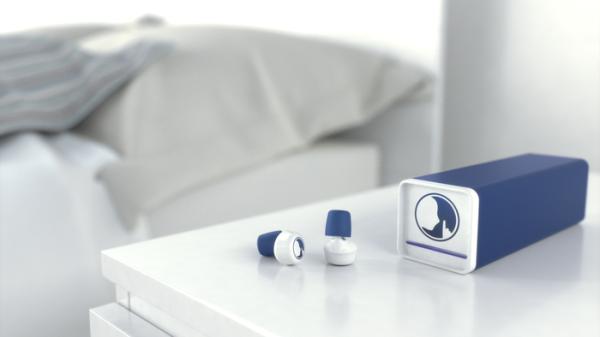 Bezprzewodowe zatyczki do uszu z redukcją szumów2