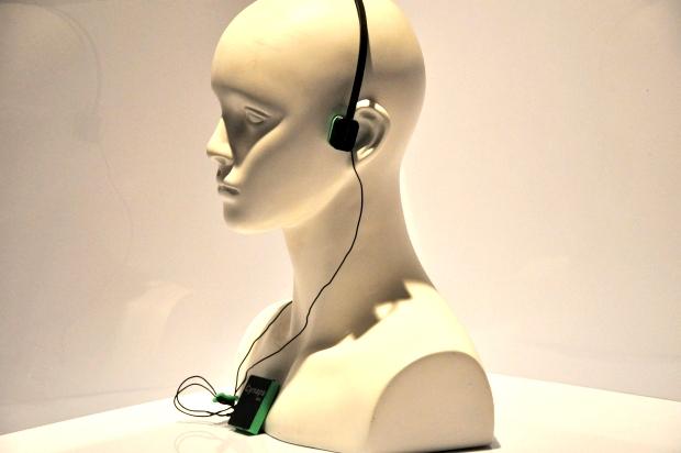 Zestaw słuchawkowy z kostnym przewodnictwem dźwięku4