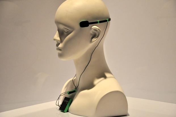 Zestaw słuchawkowy z kostnym przewodnictwem dźwięku5