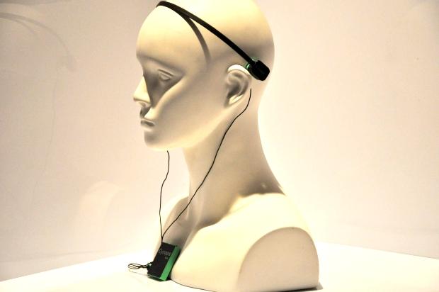 Zestaw słuchawkowy z kostnym przewodnictwem dźwięku6