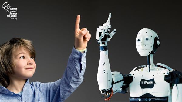 Drukowany robot Inmoove -1