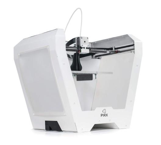 PIRX ONE - nowa drukarka od Pirx 3D5