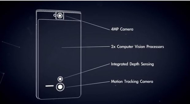 Project Tango od Google pozwoli na skanowanie 3D za pomocą smartphona