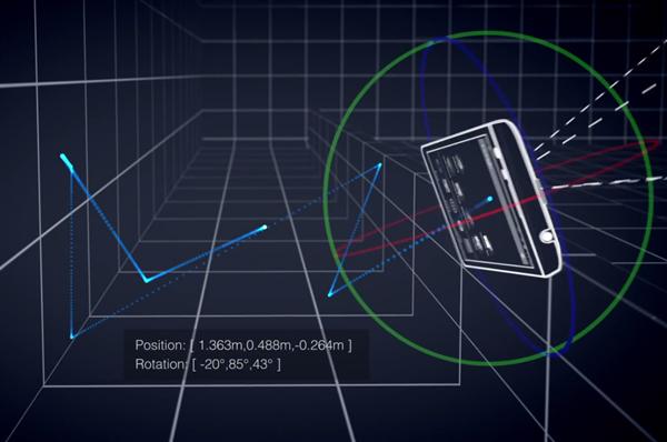 Project Tango od Google pozwoli na skanowanie 3D za pomocą smartphona-3