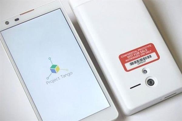 Project Tango od Google pozwoli na skanowanie 3D za pomocą smartphona-4